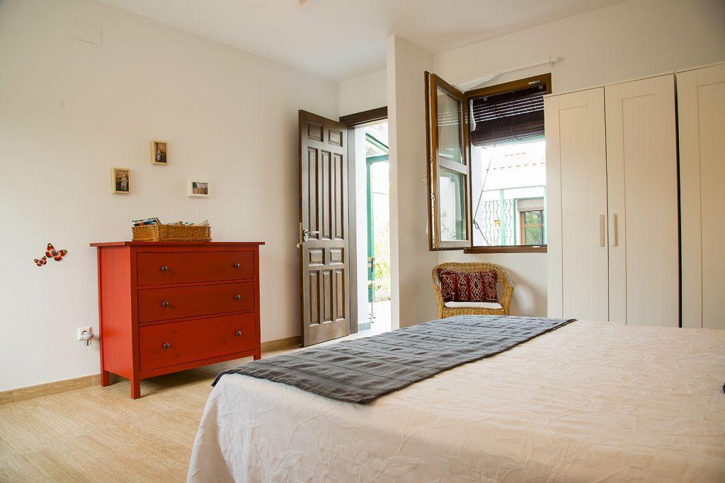 habitación, Meknes, al, patio